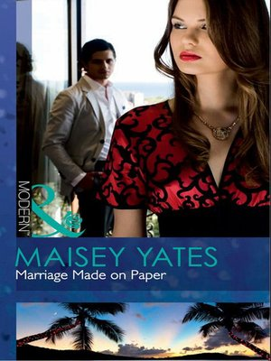 cover image of Marriage Made on Paper